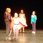 Entrée en scène de l'Ennemi, alias Bruno, et de son acolyte Gaston